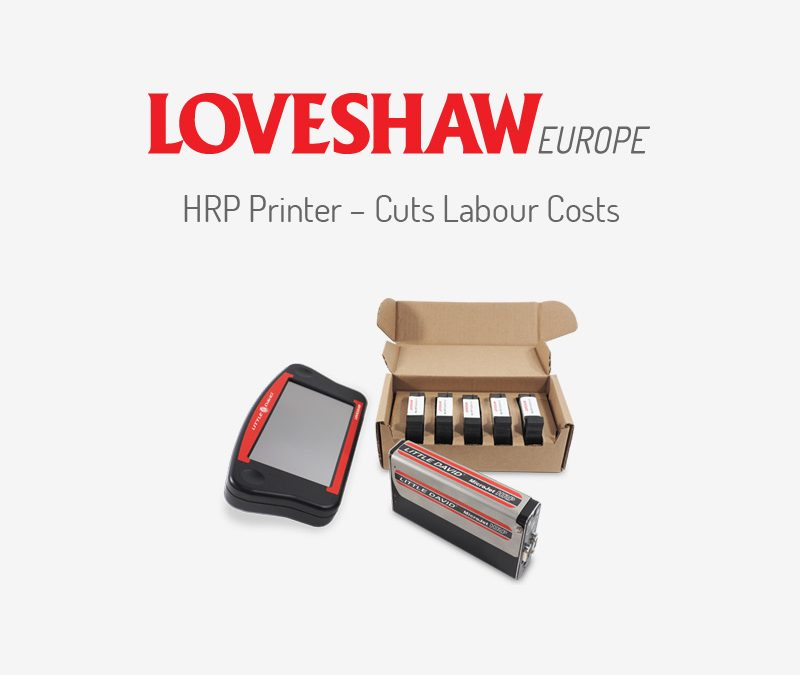 Printer – Cuts Labour Costs