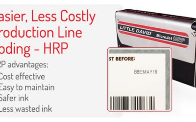Easier, Less Costly Production Line Coding – HRP